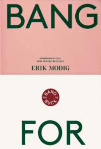 Bang for the buck Erik Modig