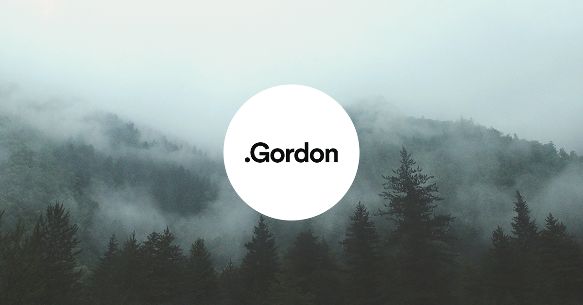 Gordon - Kundcase Hero 1200x628
