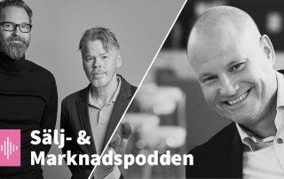 Max Söderpalm I Sälj- och Marknadspodden