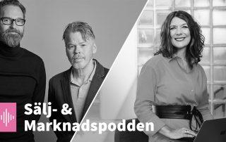 Sälj & marknadspodden - Avsnitt 191 - Linda Björck